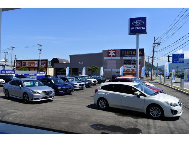 大きなスバルの看板が目印です☆向かいには吉野家さんもあるのでゆっくりとお車を見ることが可能です♪