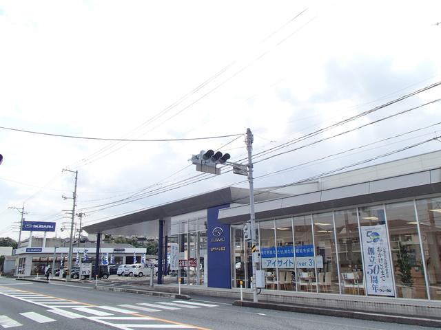松江市内9号線沿い出雲方面から見た当店です♪